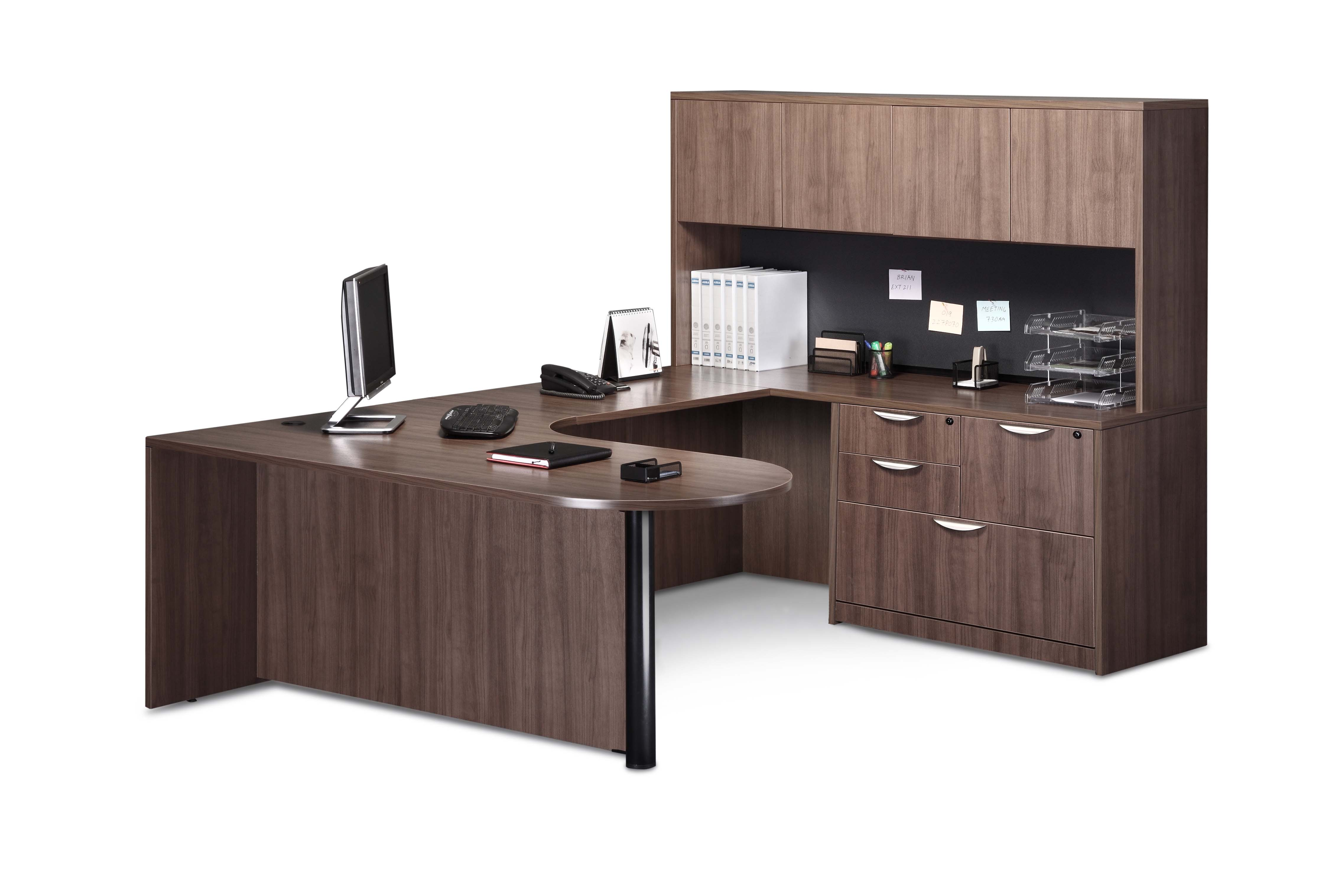 Classic Laminate Workstation 37 Golden State Office