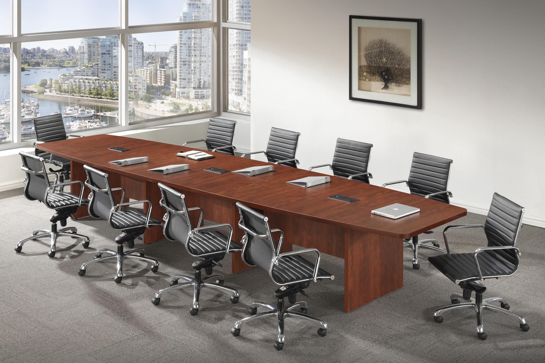 Boatshape Conference Tables Golden State Office Furniture