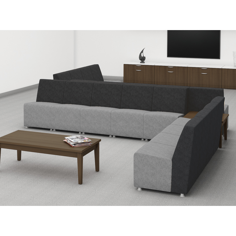 Fuse Modular Seating Golden State Office Furniture